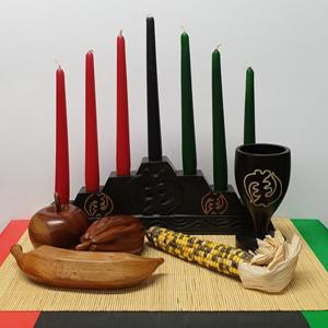 Kwanzaa Table Supplies