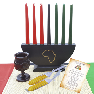 Kwanzaa Table Supplies